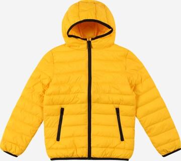 OVS Jacke in Gelb