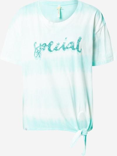 Key Largo T-Shirt 'SPECIAL' in jade / pastellgrün, Produktansicht