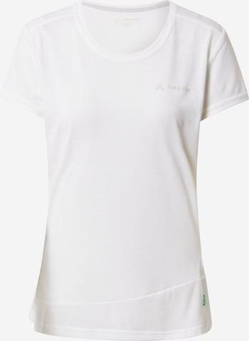 VAUDE Funktsionaalne särk, värv valge