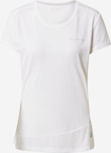 VAUDE Sporta krekls balts, Preces skats