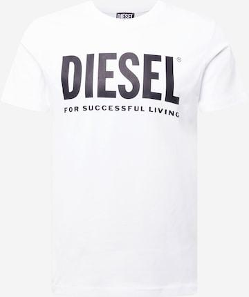 DIESEL T-Shirt 'DIEGOS' in Weiß