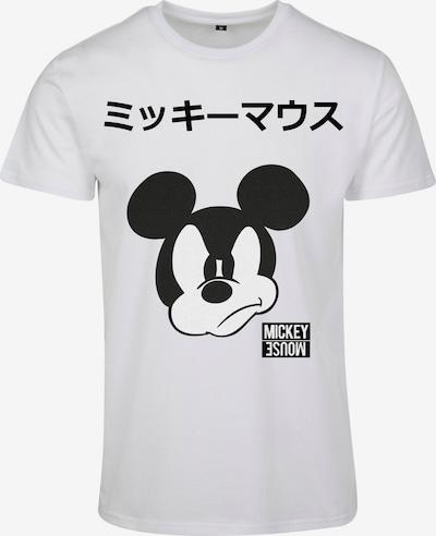 Mister Tee Tričko 'Mickey Japanese' - černá / bílá, Produkt