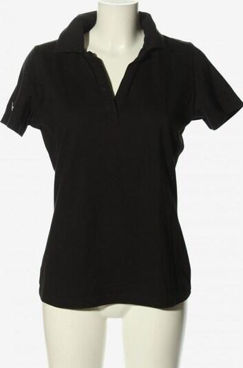 Trigema Polo-Shirt in S in schwarz, Produktansicht