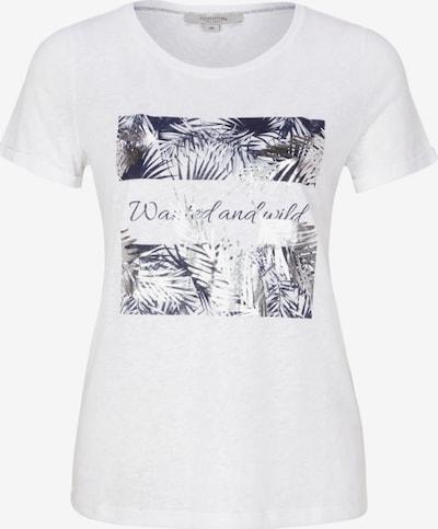 Ci comma casual identity Shirt in mischfarben / weiß, Produktansicht