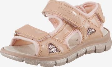 EN FANT Sandale 'Trekking' in Pink