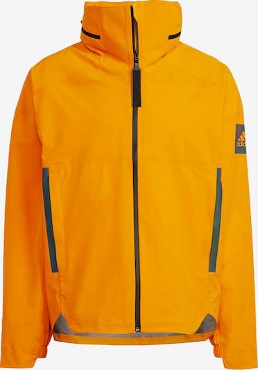 ADIDAS PERFORMANCE Regenjacke in orange, Produktansicht