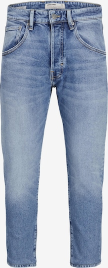 Jeans JACK & JONES pe albastru denim, Vizualizare produs