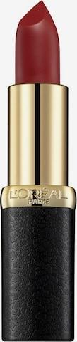L'Oréal Paris Lipstick 'Color Riche Matte' in Red