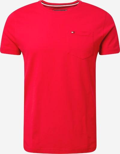 TOMMY HILFIGER T-Shirt en rouge: Vue de face