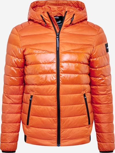 Calvin Klein Tussenjas in de kleur Sinaasappel, Productweergave