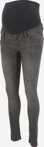 Jean Supermom en gris