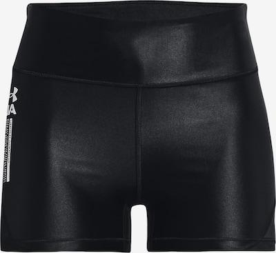 Pantaloni sport UNDER ARMOUR pe negru, Vizualizare produs