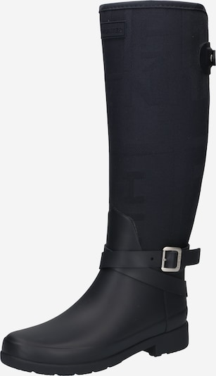 HUNTER Stiefel in navy, Produktansicht