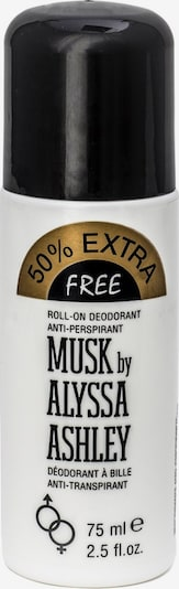 Alyssa Ashley Deodorant 'Musk' in White, Item view
