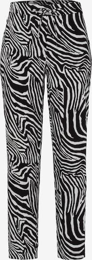zero Hose in schwarz / weiß, Produktansicht