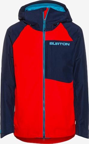 BURTON Snowboardjacke in Rot