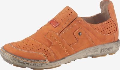 KACPER Slipper in orange, Produktansicht