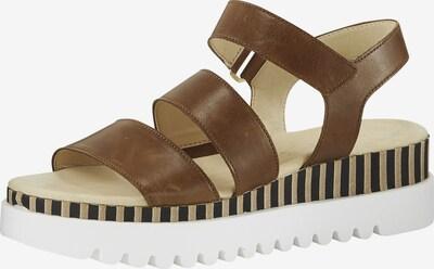 GABOR Sandalette in brokat, Produktansicht