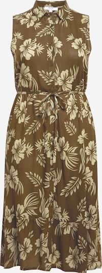 ABOUT YOU Curvy Košulja haljina u kaki / miks boja, Pregled proizvoda