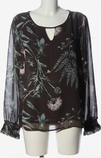 OBJECT Langarm-Bluse in XL in schwarz, Produktansicht