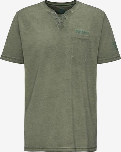 PIONEER T-Shirt in khaki, Produktansicht
