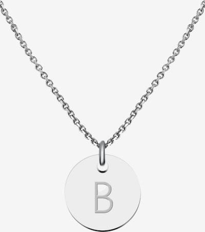 GOOD.designs Edelstahl Halskette in grau, Produktansicht