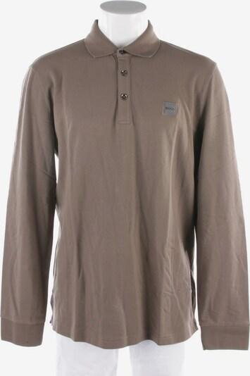 HUGO BOSS Poloshirt in XL in dunkelgrün, Produktansicht
