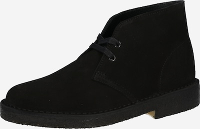 Clarks Originals Lace-Up Ankle Boots 'Desert' in Black, Item view