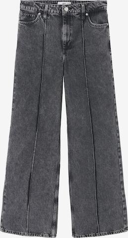 MANGO Jeans 'LAUREN' in Grey