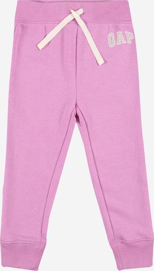 GAP Pantalon en violet, Vue avec produit