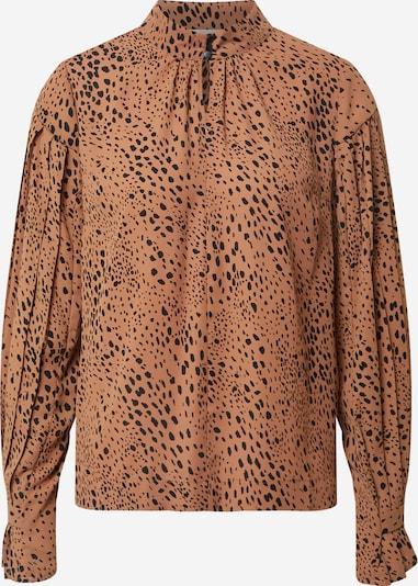InWear Bluza u smeđa / crna, Pregled proizvoda