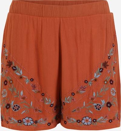 Y.A.S Petite Pantalón 'CHELLA' en marrón / mezcla de colores, Vista del producto