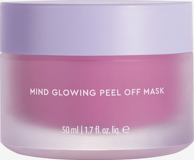 florence by mills Maske 'Mind Glowing Peel Off' in pink, Produktansicht