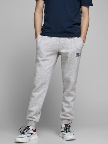JACK & JONES Pants 'Gordon' in Grey
