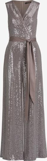 Vera Mont Jumpsuit mit Pailletten in taupe / silber, Produktansicht