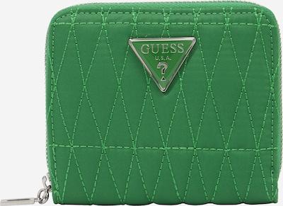 GUESS Πορτοφόλι 'LAYLA' σε πράσινο γρασιδιού, Άποψη προϊόντος