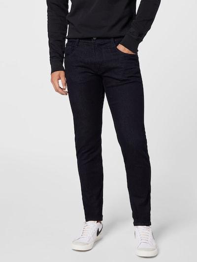 REPLAY Jeans 'ANBASS' in dunkelblau, Modelansicht