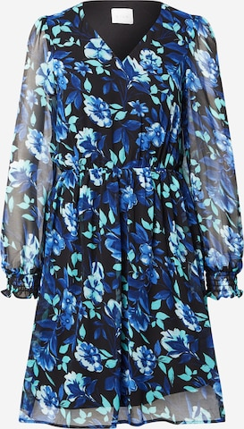 VILA Dress 'MALLORY' in Blue