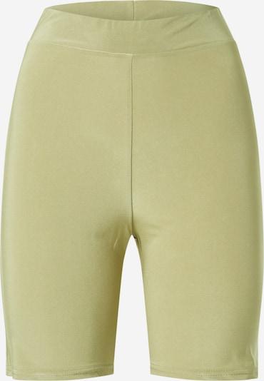 CLUB L LONDON Shorts in schilf: Frontalansicht
