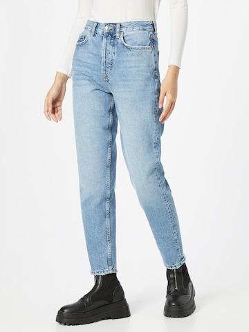Gina Tricot Jeans in Blau