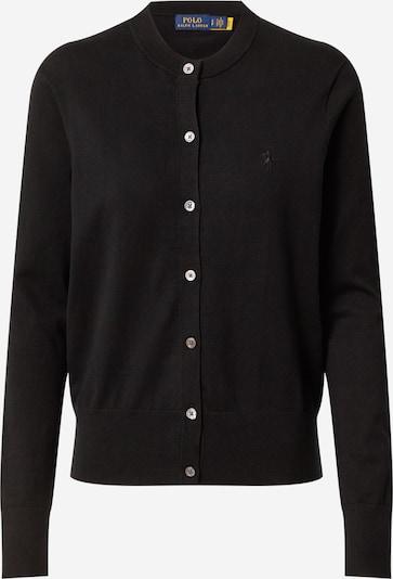Polo Ralph Lauren Knit Cardigan in Black, Item view