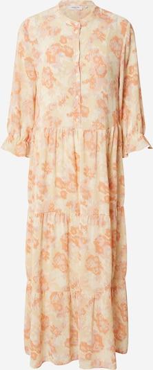 Rochie tip bluză MOSS COPENHAGEN pe bej / mov liliachiu / portocaliu, Vizualizare produs