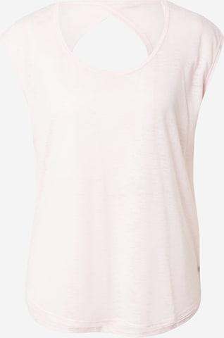 Marika Sportshirt 'DIAMOND' in Pink