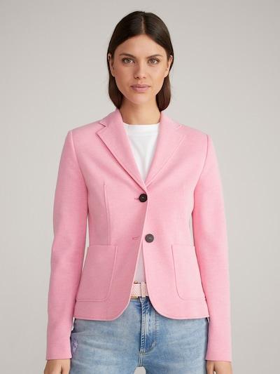 JOOP! Blazer ' Jaimi ' in dunkelgrau / pink / weiß, Modelansicht