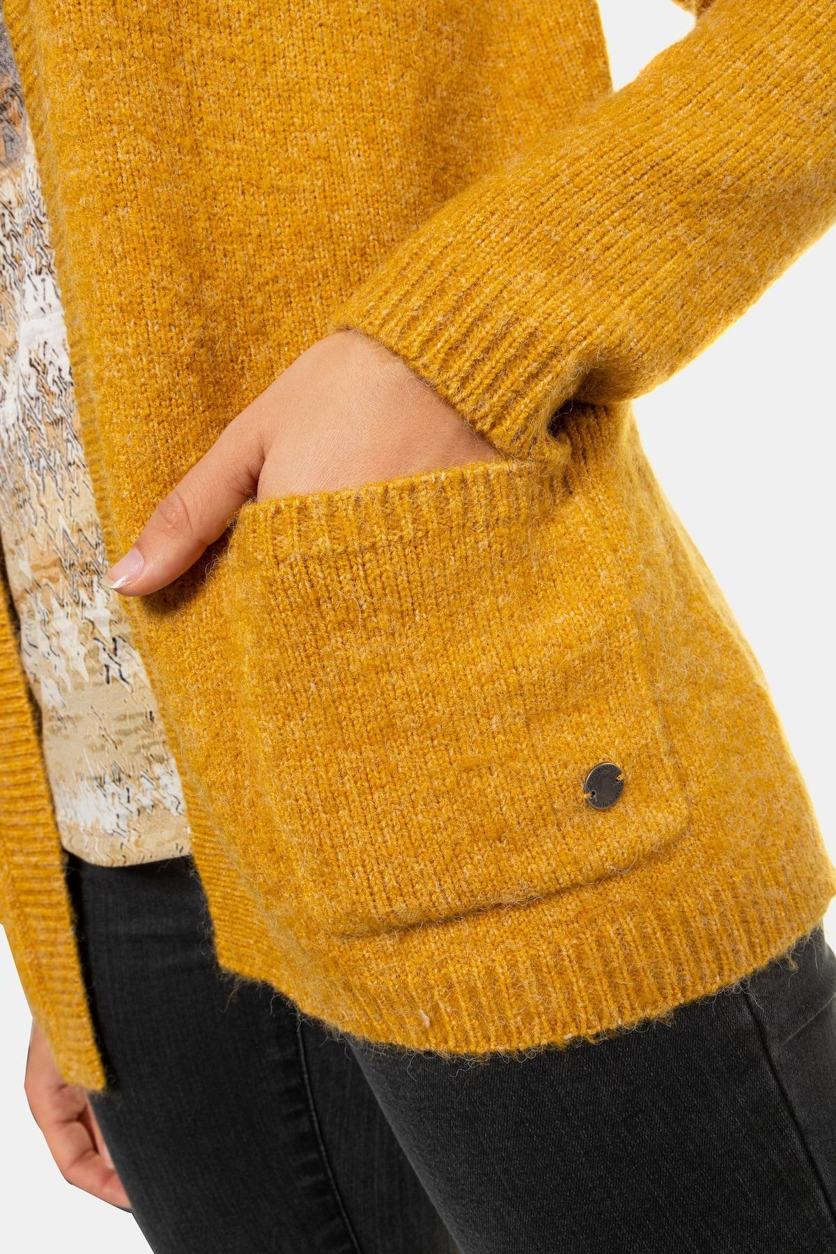 Beliebt Frauen Bekleidung Gina Laura Strickjacke in gelb Zum Verkauf