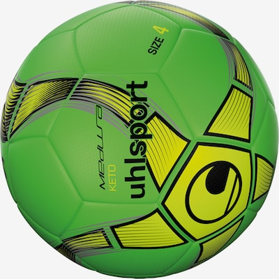 UHLSPORT Ball in grau: Frontalansicht
