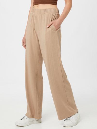 minimum Kalhoty 'YARSA' - světle béžová, Model/ka