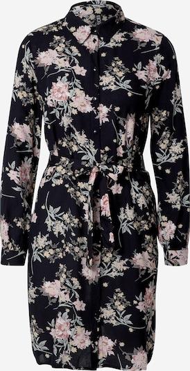 PIECES Kleid 'Paola' in schwarz, Produktansicht
