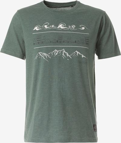 Lakeville Mountain Shirt 'Gamba' in khaki, Produktansicht