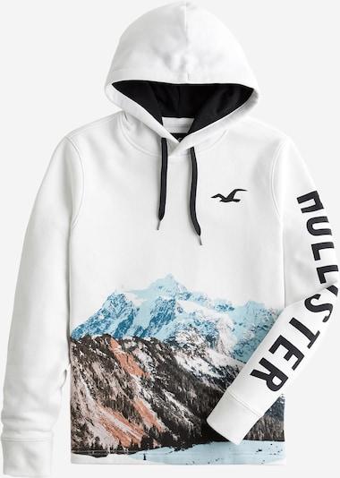 vegyes színek / fehér HOLLISTER Tréning póló: Elölnézet